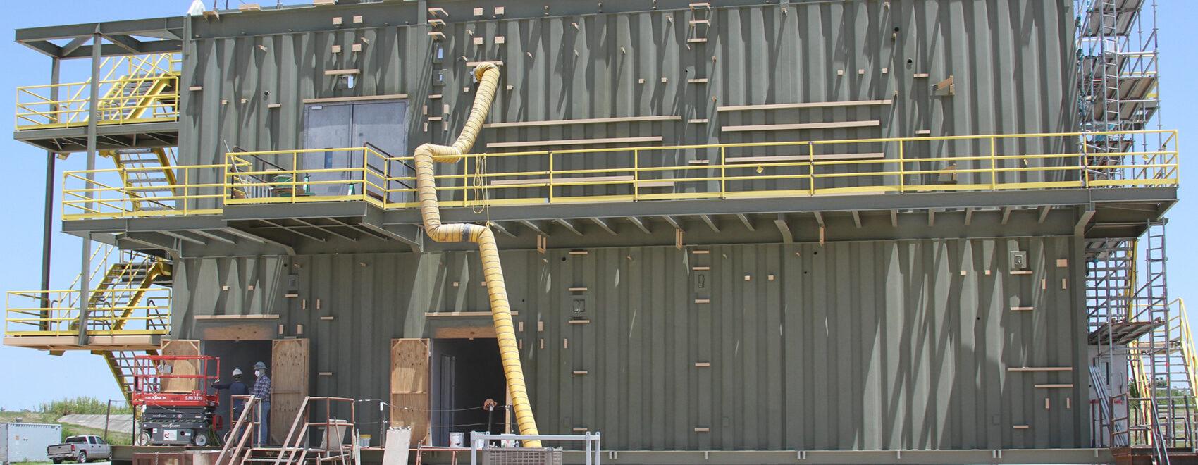 Power Control Distribution Building